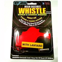 All-Weather Safety Whistle 101LAN Storm Safety Survival Whistle