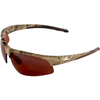 Bullhead 161012 Wahoo Brown Polarized Safety Glasses