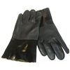 ChemTex GLO1217 Black PVC-Coated Gloves