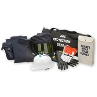 CPA AG32 Arc Flash Jacket and Bib Kit PPE 3