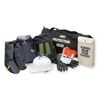 CPA AG32-CL Arc Flash Coat and Leggings Kit PPE 3