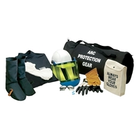 CPA AG8-CL Arc Flash Coat and Legging Kit PPE 2