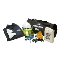 Arc Flash Coverall Kit PPE 2