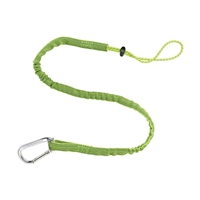 Ergodyne 19003 Squids 3100 Lime Single Carabiner