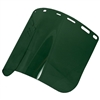ERB 8168 Green Polycarbonate Faceshield