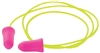 ERB 28851 Disposable Corded Pink Earplugs