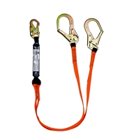 Fall Safe FS88566-E Dual-Leg Shock Lanyard