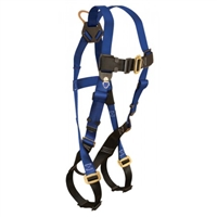 FallTech 7015 Harness, Contractor 1 D-ring