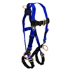 FallTech 7017 Contractor's Full Body Harness 3 D Rings