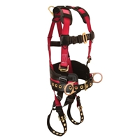 FallTech 7078BSM Tradesman Plus Construction Harness