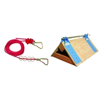 FallTech 7432504 4 Person Horizontal Lifeline
