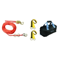FallTech 770006 2 Person Horizontal Lifeline Kit