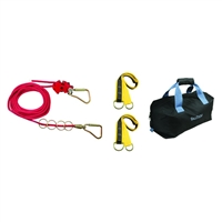 FallTech 777075 4 Person Horizontal Lifeline