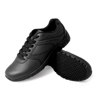 Genuine Grip Women's 130 Athletic Plain Toe Shoe