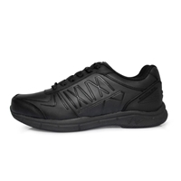 Genuine Grip Footwear Women's 160 Black Shoe
