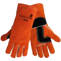 Global Glove 1200 Shoulder Split Welders Gloves