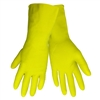 Global Glove 150FE Unsupported Economy Latex Gloves