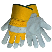 Global Glove 2190 Cow Leather Palm Gloves