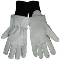 Global Glove 2800F Leather Cold Weather Gloves