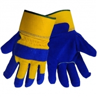 Global Glove 2805 Cow Leather Palm Gloves
