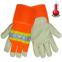 Global Glove 2900HV Pigskin Cold Weather Gloves