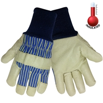 Global Glove 2900KW Pigskin Cold Weather Gloves