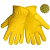 Global Glove 3200D Deerskin Driver Style Gloves