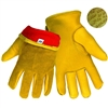 Global Glove 3200DSBRL Deerskin Leather Gloves