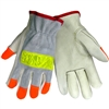 Global Glove 3200HV Cow Grade Leather Palm Gloves