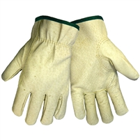 Global Glove 3200P Pig Grain Leather Gloves