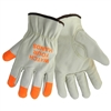 Global Glove 3200WH Cow Grain Driver Style Gloves