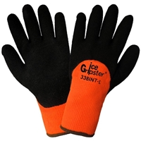 Global Glove Ice Gripster 338INT Cold Weather Gloves