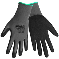 Global Glove Tsunami Grip 500G Nitrile Dip Gloves