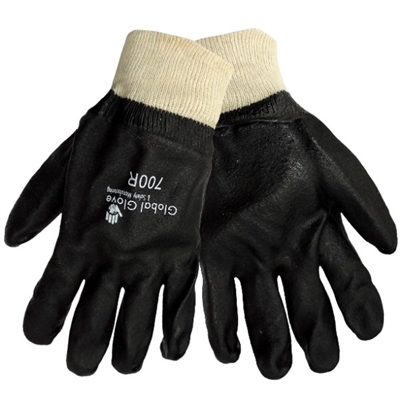 Global Glove 700 Rough Series PVC Dipped Gloves
