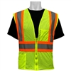 Global Glove GLO-002 ANSI Class 2 Light Weight Mesh Vest