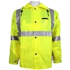 Global Glove GLO-1400 ANSI Class 3 Rain Jacket