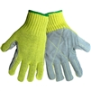 Global Glove K300LF Leather Palm Cut Resistant Gloves