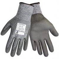 Global Glove PUG-111 PU Dipped Cut Resistant Gloves