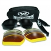 Global Vision C-2000 Touring Kit, Black Frames, Interchangeable Lenses