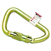 Miller by Honeywell 17D1 Carabiner Steel twist-lock