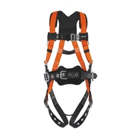 Miller Titan II T4007/UAK Lighweight Non-Stretch Harness