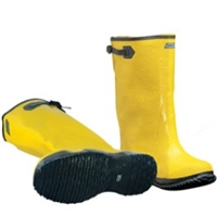 "Ironwear 9240-Y Yellow 17"" Rubber Slush Boot"