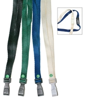 Kenny Products 419D Wide Biodegradable Lanyard