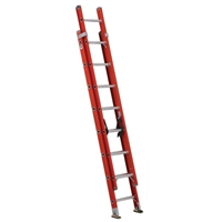 Louisville Ladder FE3200 Fiberglass Extension Ladder