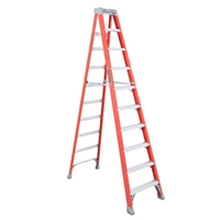 Louisville Ladder FS1510 Fiberglass Step Ladder