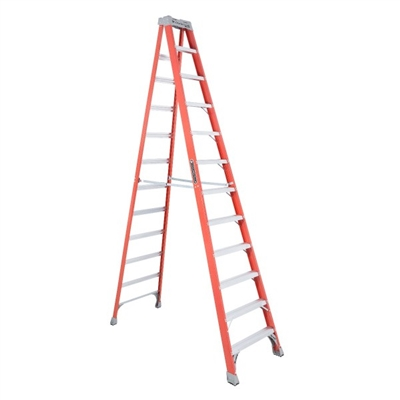 Louisville Ladder FS1512 Fiberglass Step Ladder