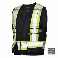 Richlu S313 Surveyor Safety Vest