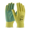 PIP 08-K300PD Kut-Gard PVC Dot Grip Cut Resistant Gloves