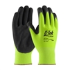 PIP 16-340LG/340OR  G-Tek Cut Resistant Nitrile Microsurface Coated Gloves