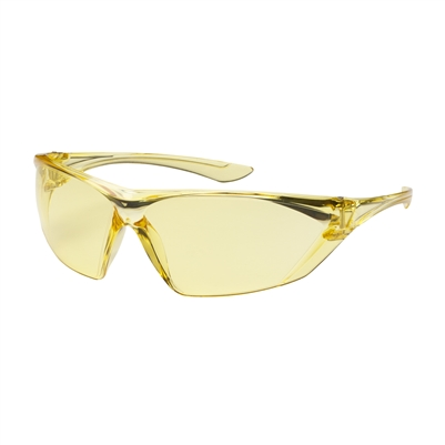 PIP 250-31-0029 Bullseye Amber Safety Glasses